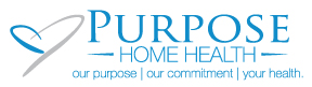 Purpose Home Health Logo